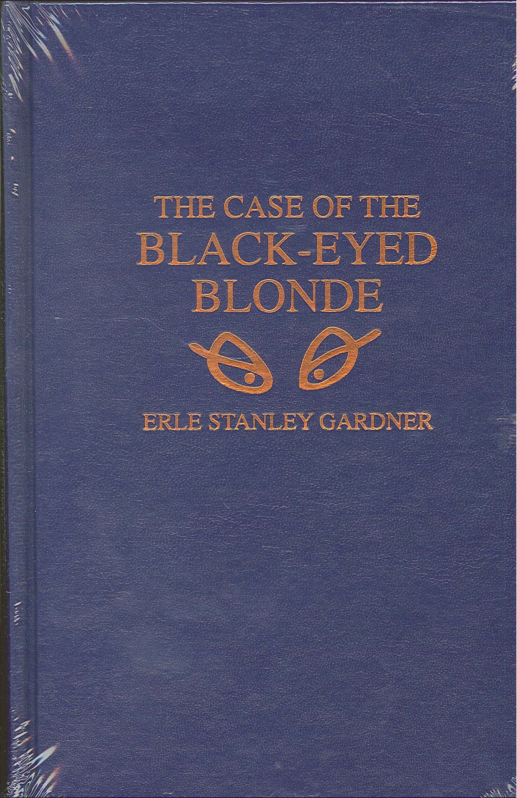 Download Case of the Black-Eyed Blonde PDF