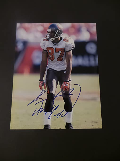 buy popular 13572 5d333 Keenan McCardell Signed Tampa Bay Buccaneers Autographed ...