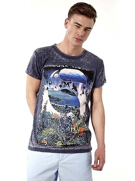 187549c3 Independent Leaders Rui Mens Fashion T-Shirt: Amazon.co.uk: Clothing