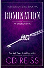 Domination (The Submission Series Book 2) Kindle Edition