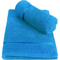 Story@Home 100% Cotton Towel Set, 450 GSM,Ultra-Soft for Sensitive Skins,Highly Absorbent & Zero Twist Towels,(Multicolor)