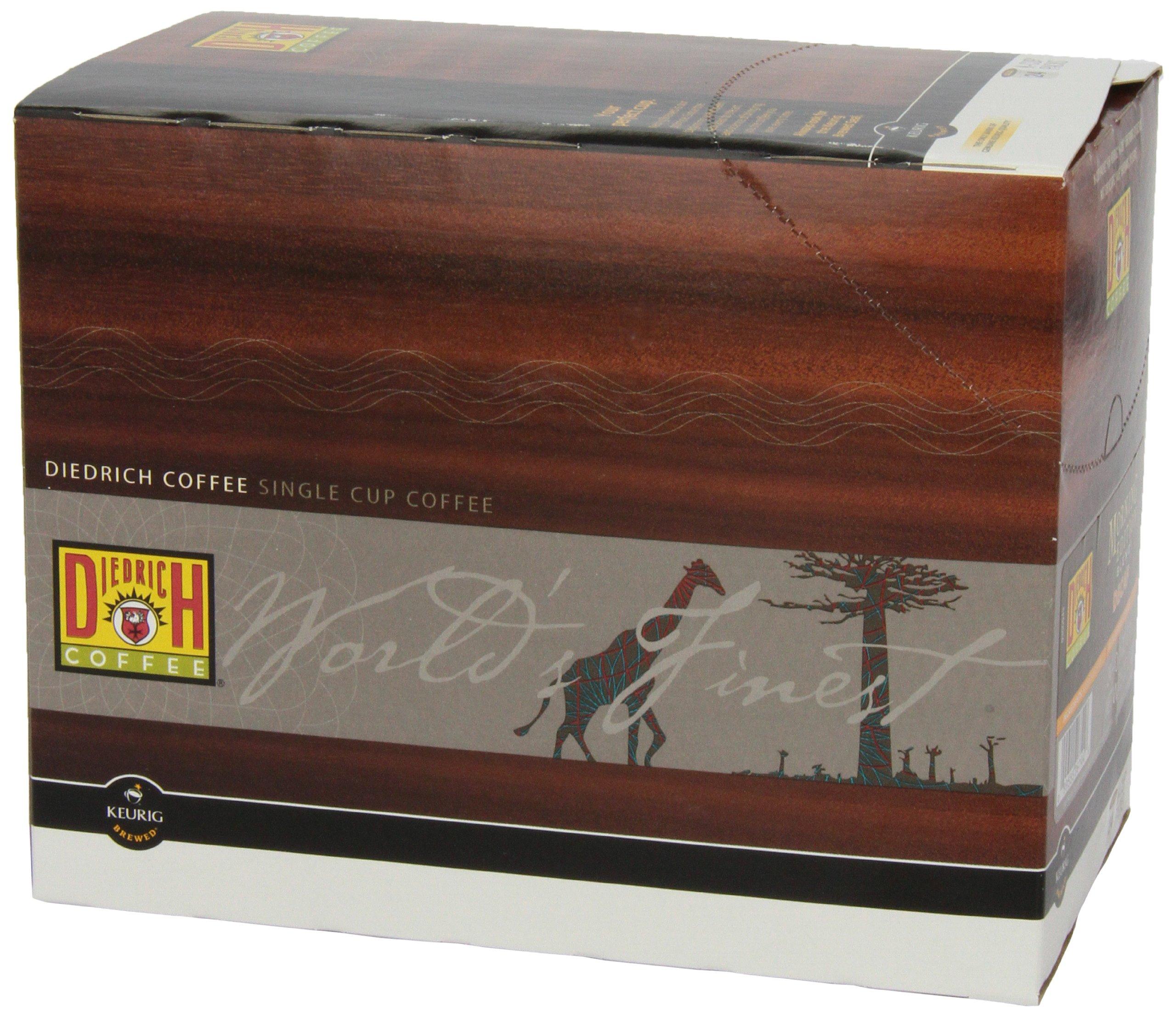 Diedrich Coffee K-Cup for Keurig Brewers, Medium Roast, Decaf, Morning Edition Blend (Pack of 96)