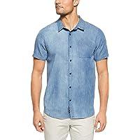 Mossimo Men's Erskine Shirt, Blue