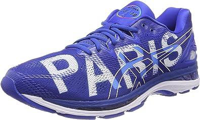 Asics Gel-Nimbus 20 Paris Marathon, Zapatillas de Running para Hombre, Azul (Paris/2018/Blue 4545), 41.5 EU: Amazon.es: Zapatos y complementos