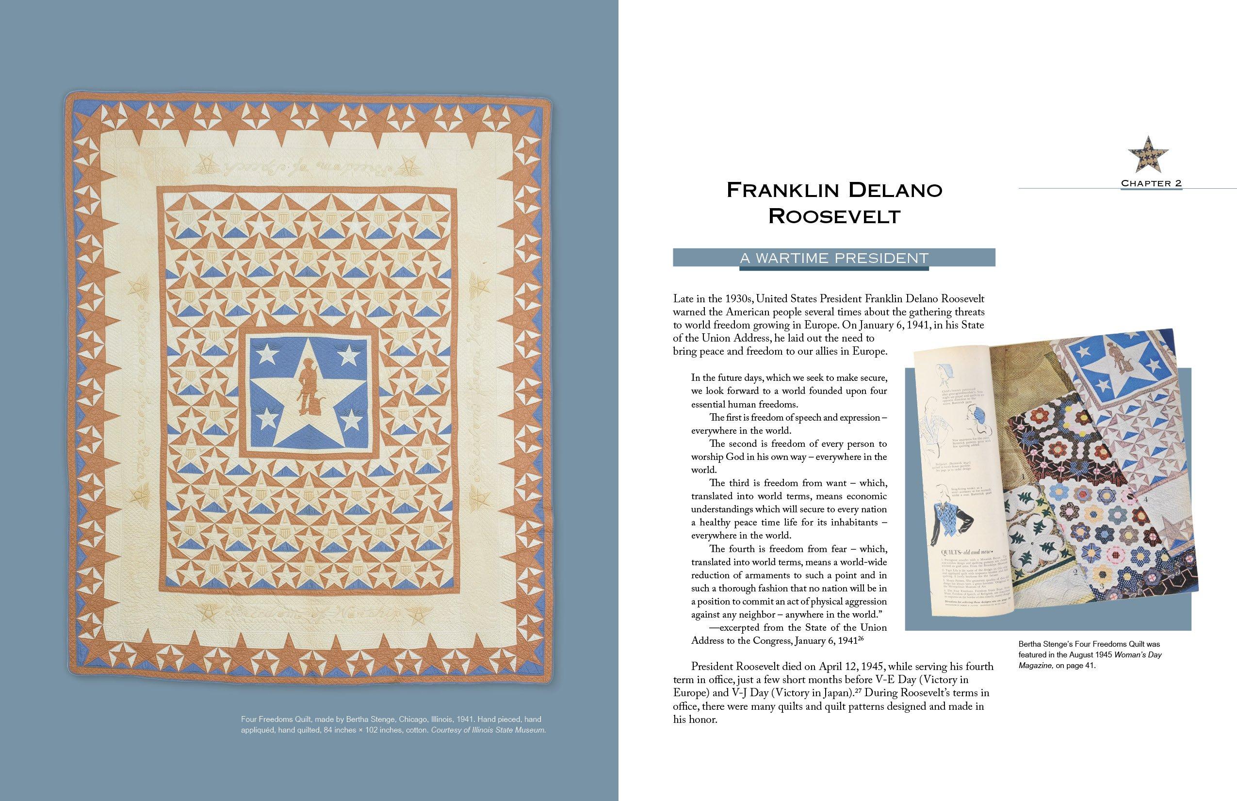 World War II Quilts by Schiffer (Image #4)