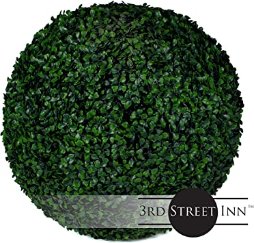 Artificial Plant Ball Topiary Tree Boxwood Home Outdoor Wedding Party Decor CAL