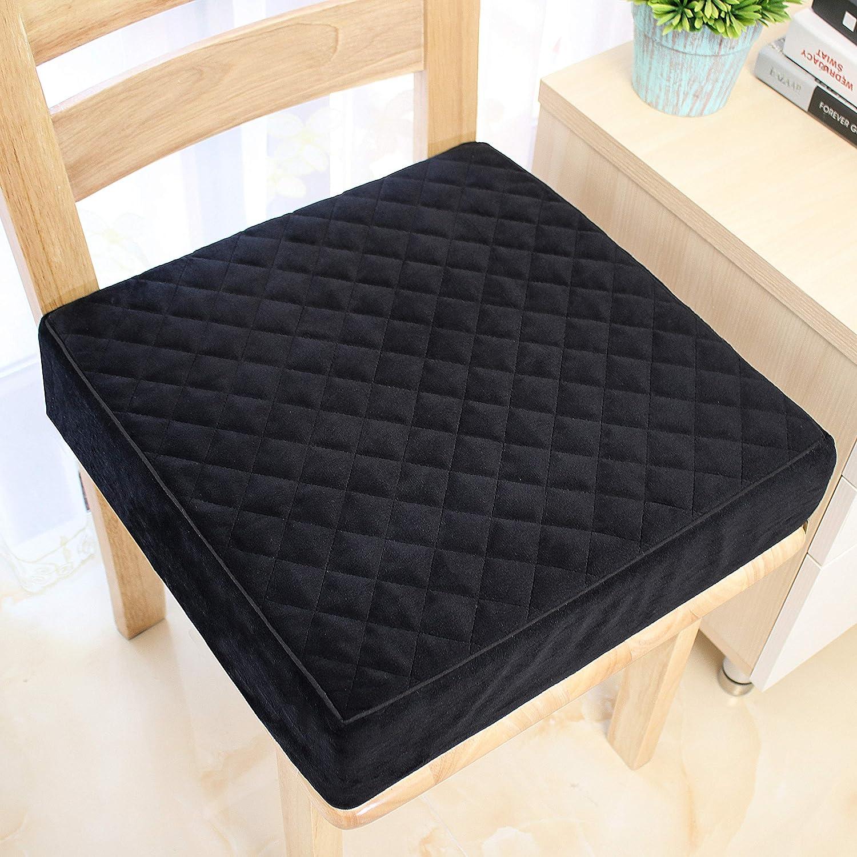 Amazon.com: Comfortanza Cojín de asiento para silla ...