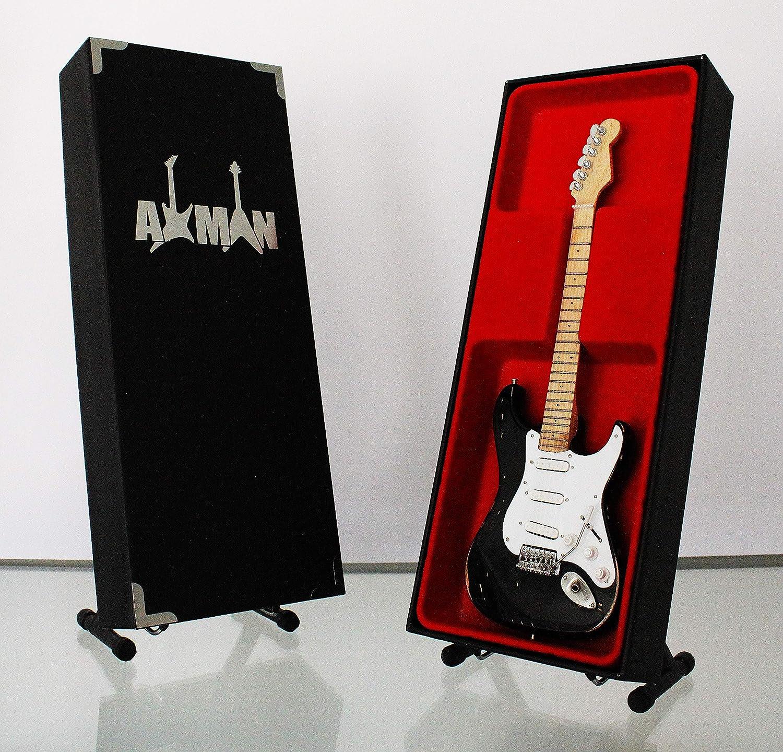 Eric Clapton (crema): Blackie – Réplica de guitarra en miniatura