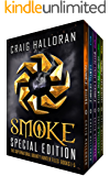 The Supernatural Bounty Hunter Files: Special Edition Fantasy Bundle, Books 1 thru 5 (Smoke Special Edition)
