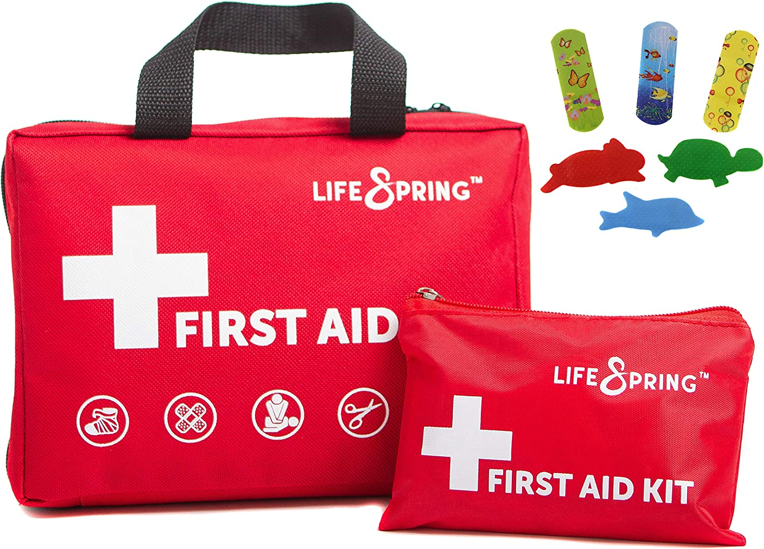 First Aid Kit for Happy Kids