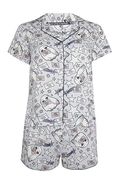 Primark - Pijama - para Mujer Gris Gris S