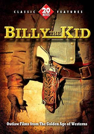 Amazon com: Billy the Kid 20 Movie Pack: Buster Crabbe, Roy