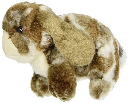 Amazon Com Gloveleya Spot Realistic Rabbit Bunny Plush Stuffed