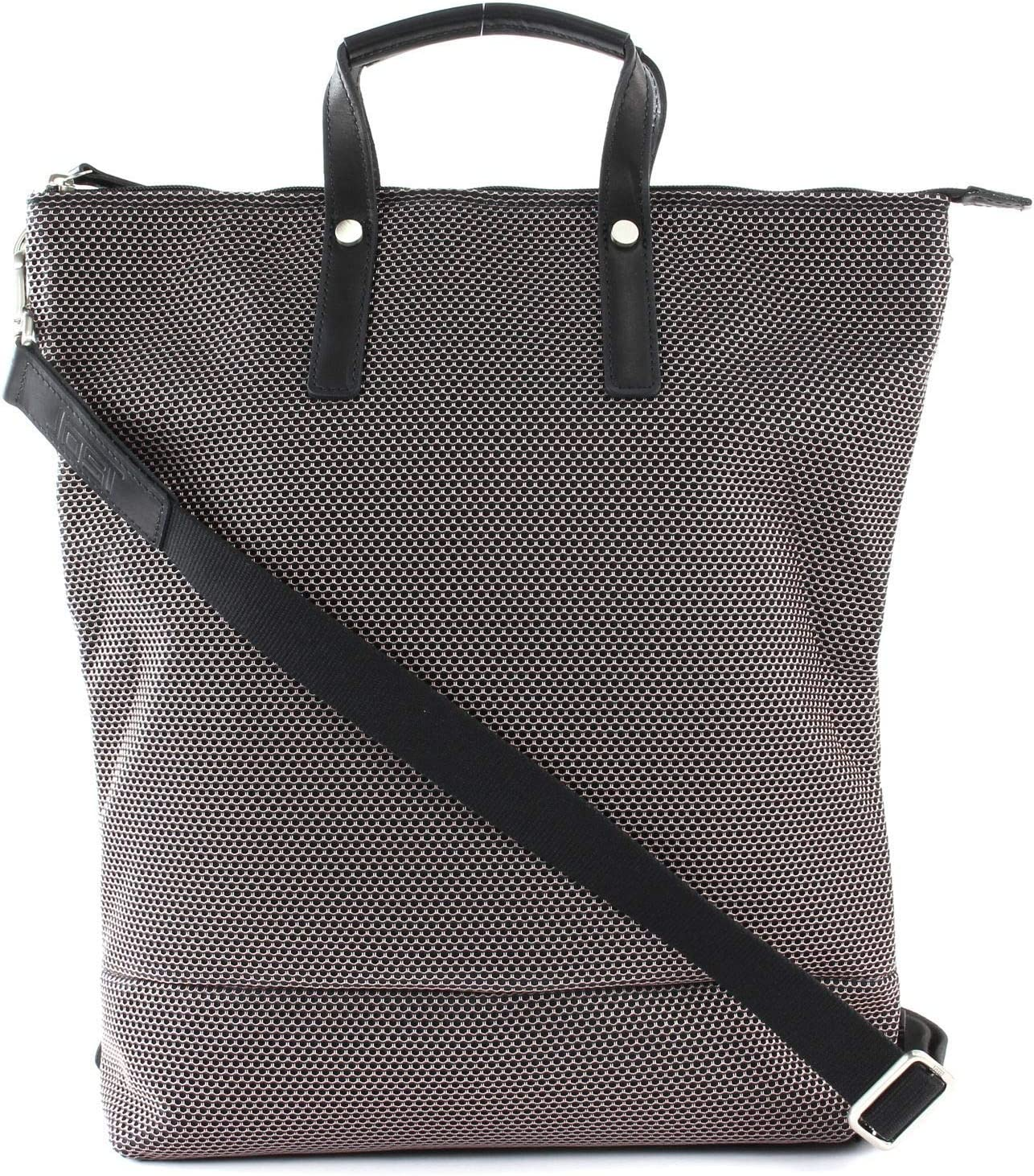 Jost Kopenhagen X-Change 3-Way-Bag S Zaino, 14,4 Litri, Colore Nero Rosewood haxDI