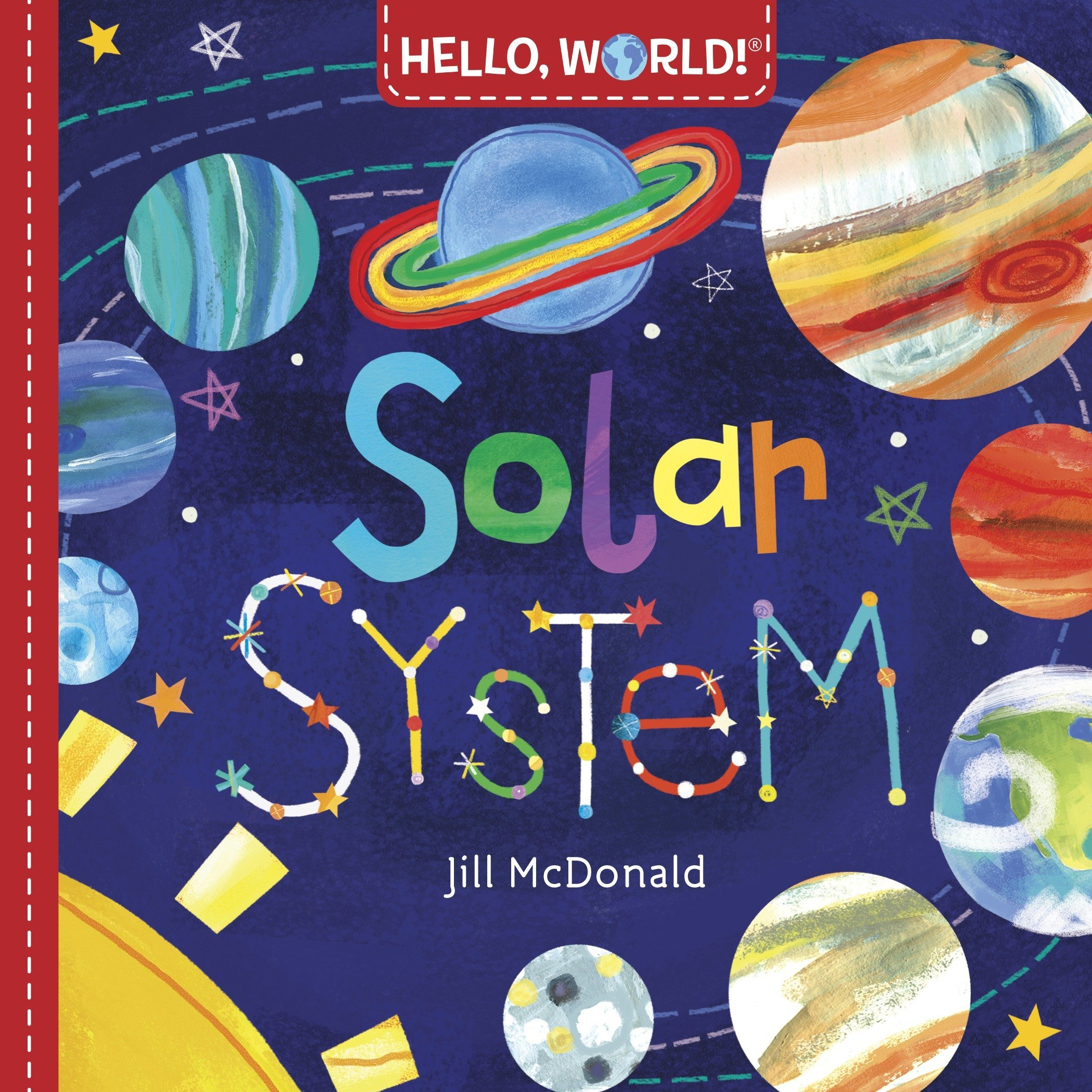 Image result for hello, world!: solar system by jill mcdonald