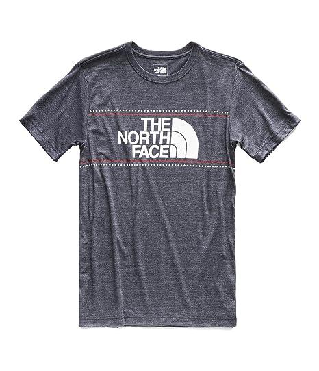 038874dba0af The North Face Men's Short-Sleeve Americana Tri-Blend Tee - Urban Navy  Heather