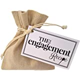 The Little Engagement Recipe - A Unique, Fun and Thoughtful Gift or Token, to Congratulate and Celebrate the Newly Engaged Couple!