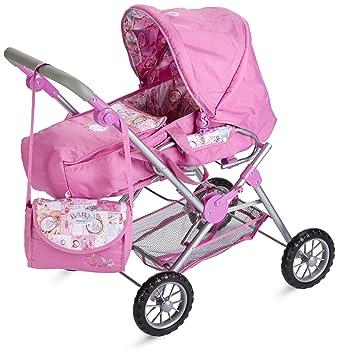 Amazon.es: Zapf Création 808498 Baby Born - Carrito para muñeco: Juguetes y juegos