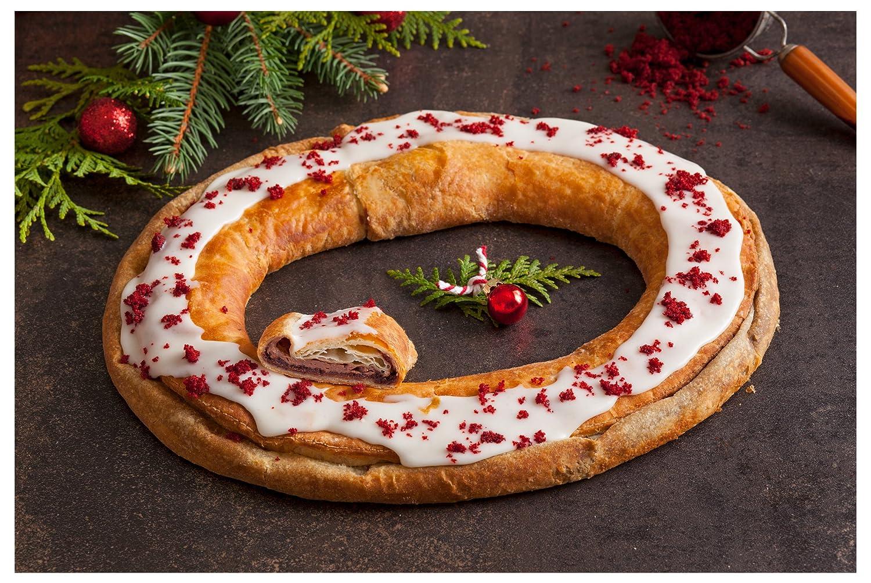 Kringles For Christmas.Christmas Kringle