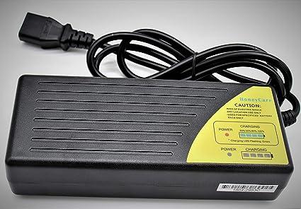 48V 20AH Carica Batteria Bicicletta Piombo Acido Elettrica Auto Caricabatteria