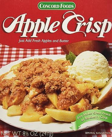 Apple crunch pie womans day magazine giveaways
