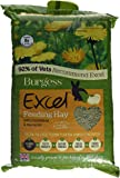 Burgess Excel Feeding Hay with Dandelion and Marigold 1kg (Pack of 3)