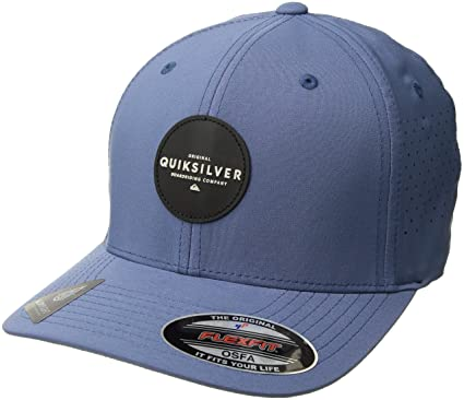 46e3ebdf3be Amazon.com  Quiksilver Men s Amphibian Nation PERF Trucker HAT ...