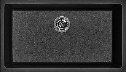 Hoch intl imports ltd g 3218s bl black granite composite single hoch intl imports ltd g 3218s bl black granite workwithnaturefo