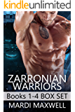 Zarronian Warriors Box Set: Science Fiction Romance