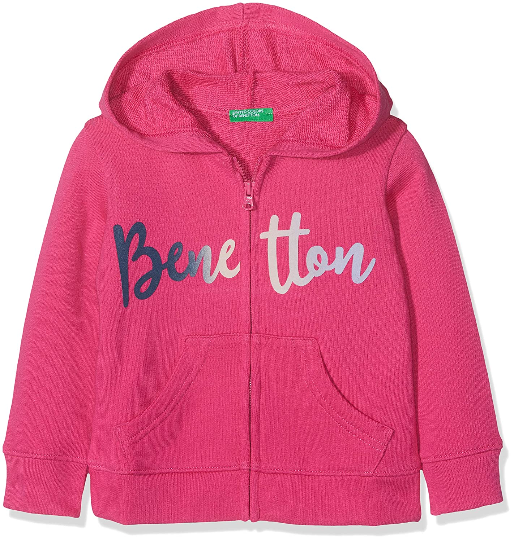 United Colors of Benetton Jacket W/Hood L/S, Chaqueta para Niñas: Amazon.es: Ropa y accesorios