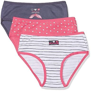 Girls Panties Pack of 3 Absorba Underwear Pipelettes