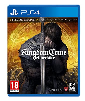 Kingdom Come Deliverance: Amazon co uk: PC & Video Games