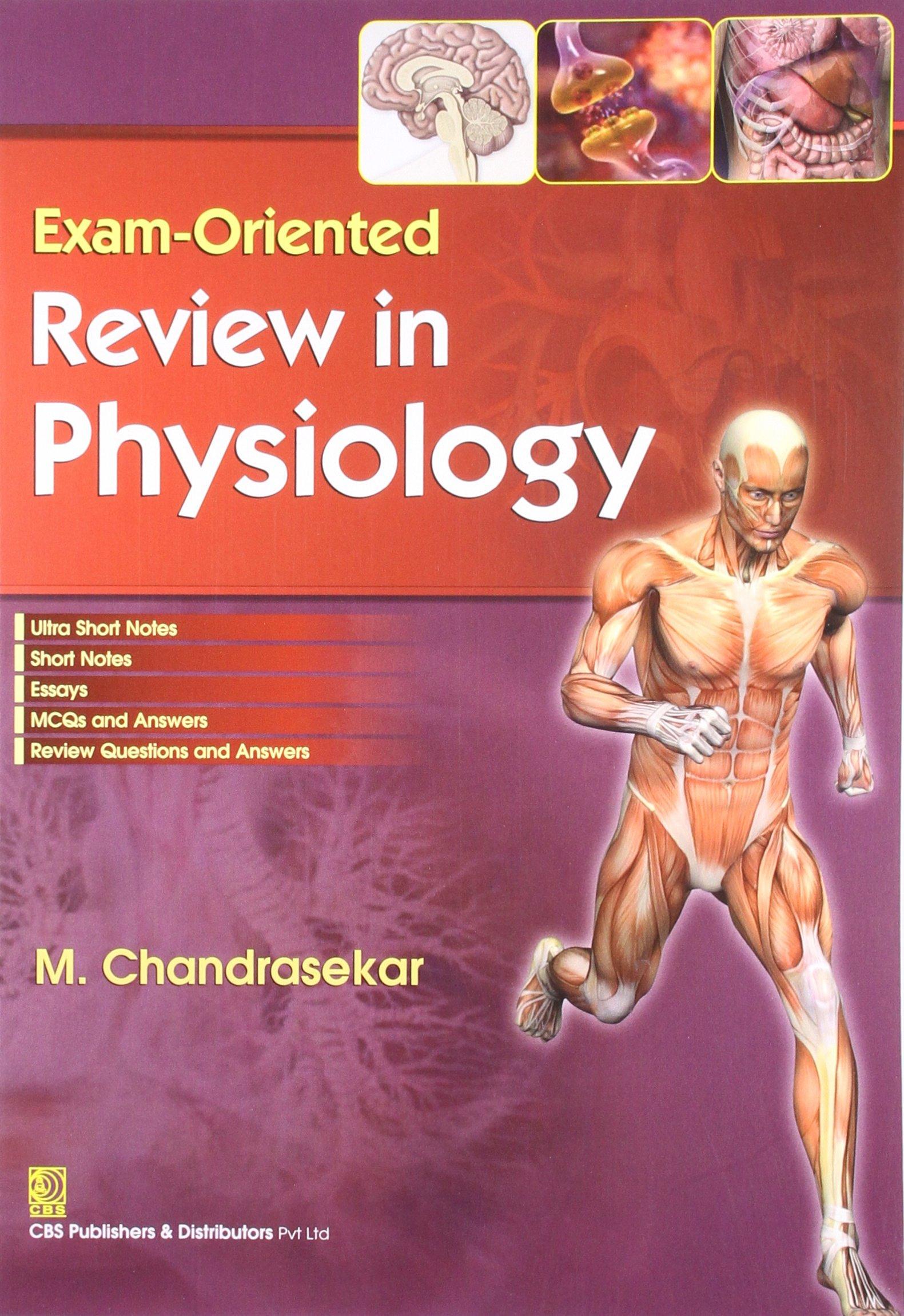 Buy Exam-Oriented Review in Physiology Book Online at Low Prices in ...