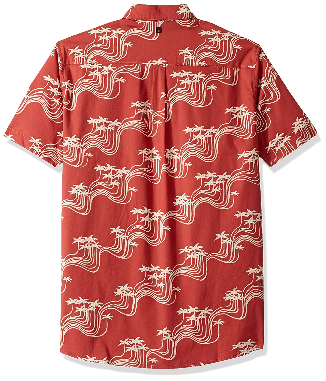 Rip Curl Mens Ballena Short Sleeve Shirt