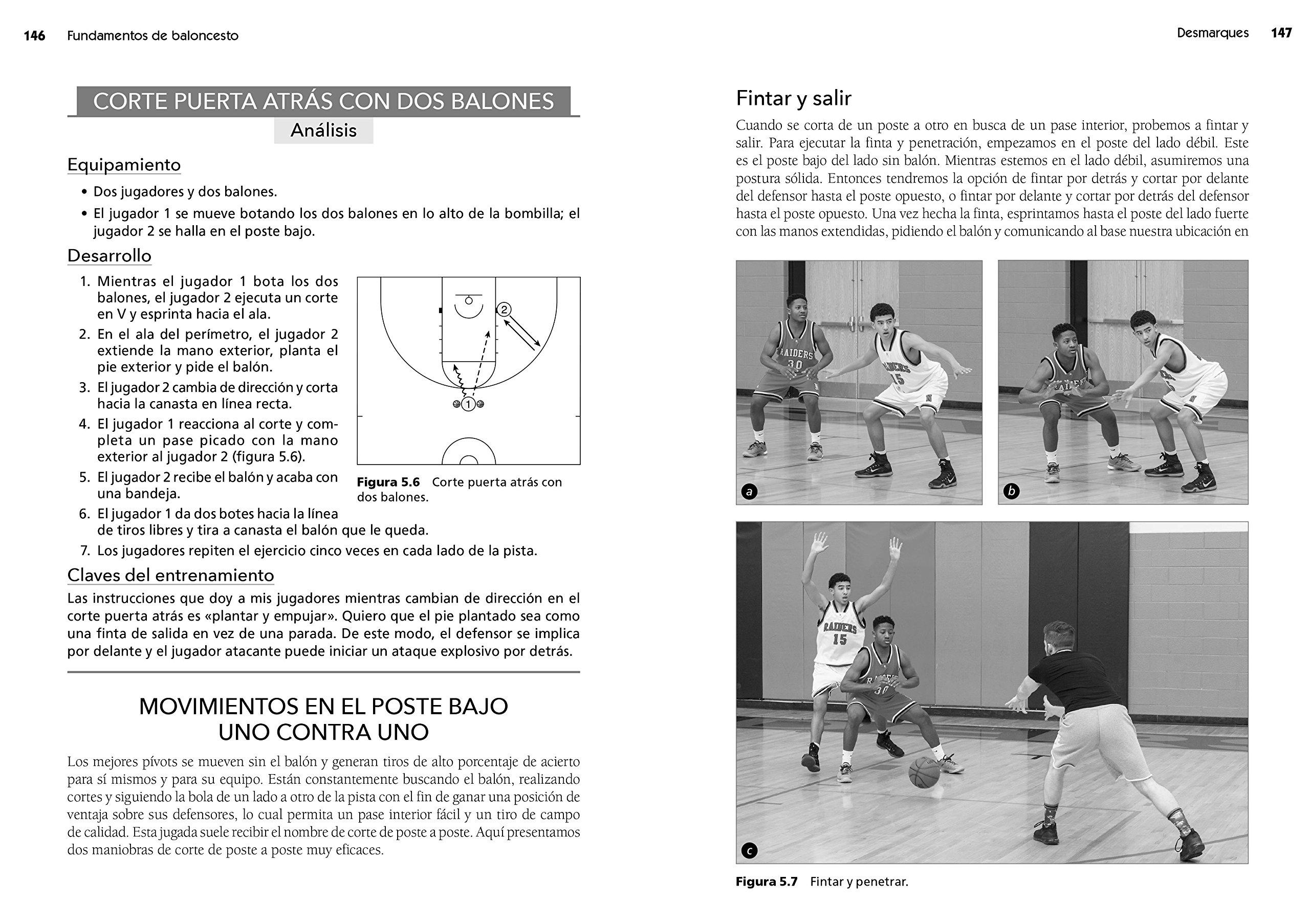 Fundamentos de baloncesto: Amazon.es: Ryan Goodson, Javier Portela ...