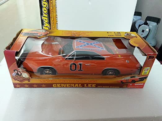 Dukes Of Hazzard Light Sound General Lee Toys Games