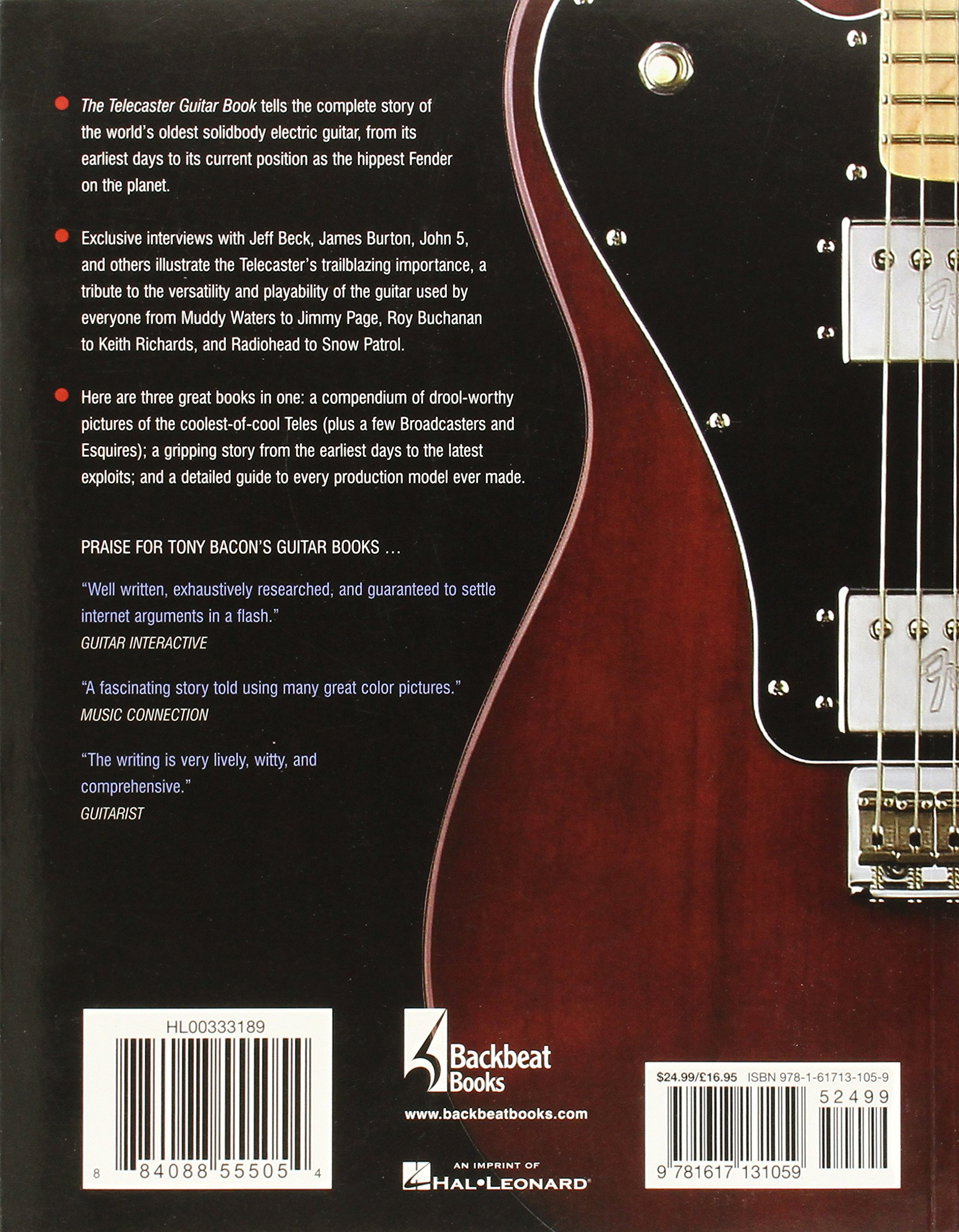 the telecaster guitar book a complete history of fender telecaster rh amazon com Guitar Wiring For Dummies Wiring Guitar Pots