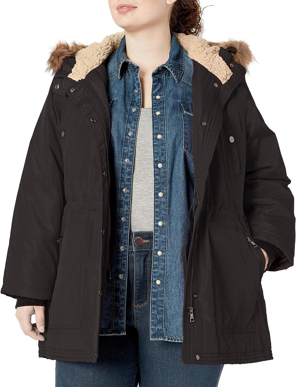 Madden Girl womens Multi Pocket Insulated Coat