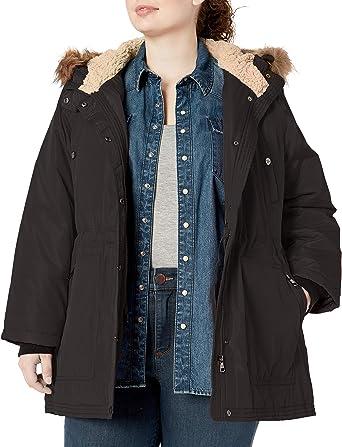 Madden Girl Womens Nylon Fashion Anorak Jacket