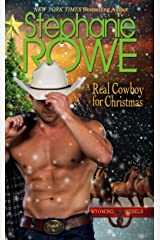 A Real Cowboy for Christmas (Wyoming Rebels) Kindle Edition