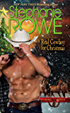 A Real Cowboy for Christmas (Wyoming Rebels Book 6)