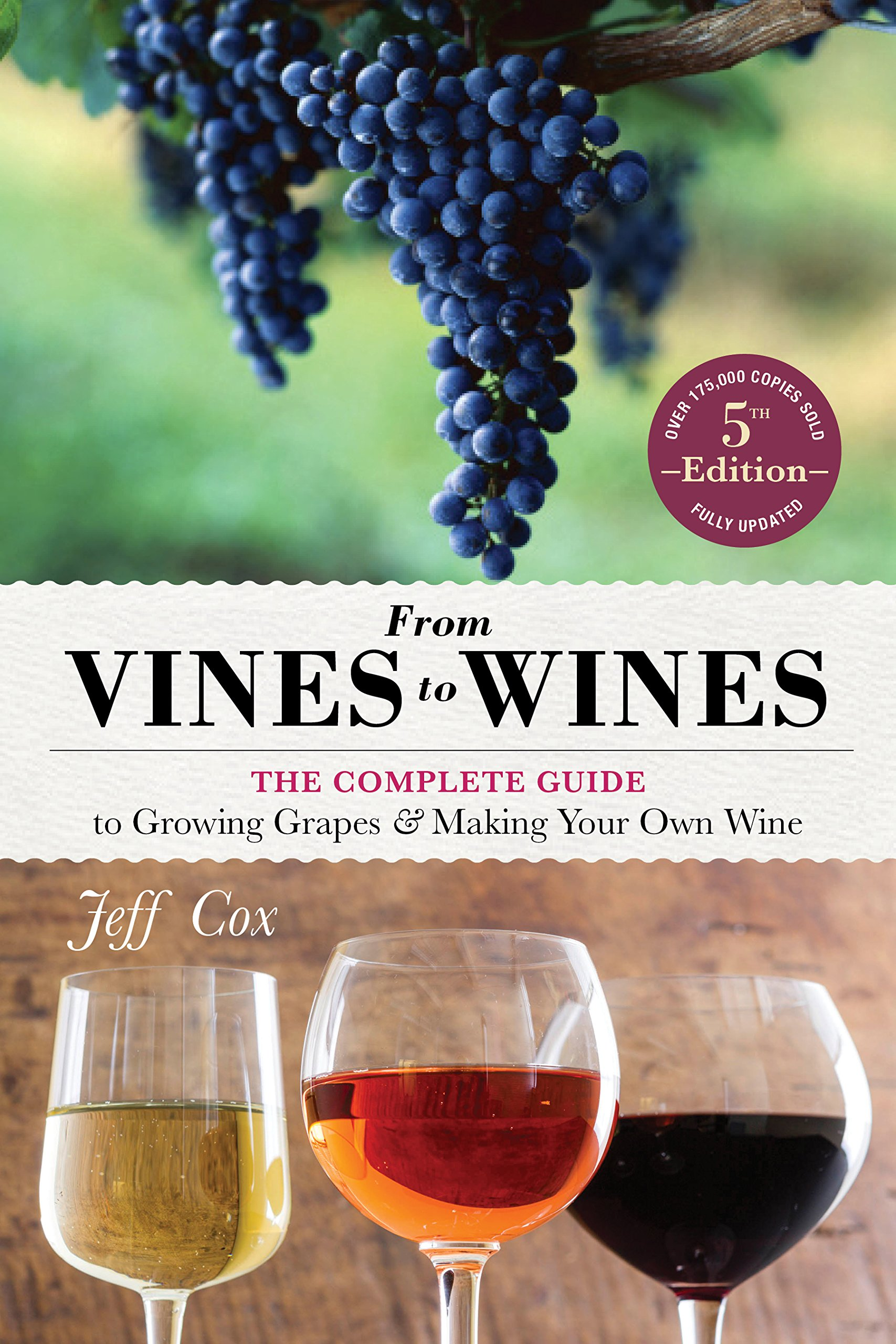 How to make wine without grapes
