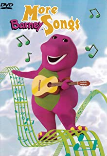 product image for Barney - More Barney Songs