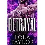 Betrayal: a Blood Moon Rising Werewolf Romance