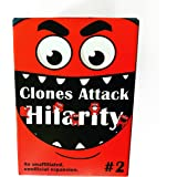 Clones Attack Hilarity #2, 150 Card Expansion Pack Against Humanity