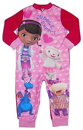 8ddef9d0e68f Girl Disney Doc McStuffins Onesie All in One Pyjamas 18 24 Months 2 ...