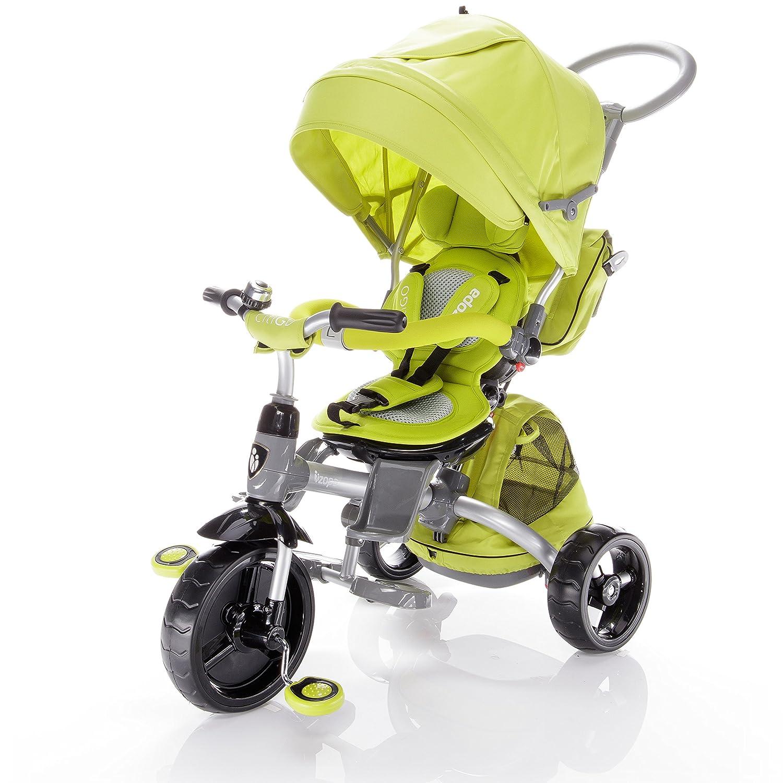 Dreirad ab 1 Jahr - Zopa CitiGo Grün