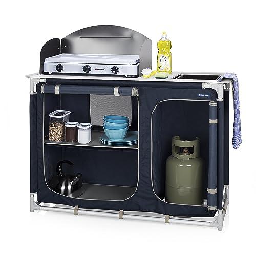 Tristar Campart Cuisine de Camping Pliable