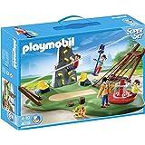 Playmobil - Grand jardin d\'enfants 5024: Amazon.fr: Jeux et Jouets