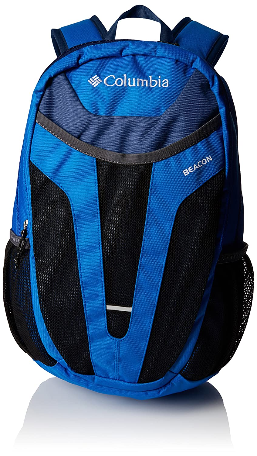 Columbia Beacon - Mochila Mixta, Color Super Blue, Zinc, tamaño Talla única: Amazon.es: Deportes y aire libre